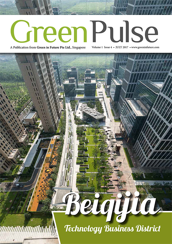 Issue 4 Jul 2017 Green Pulse