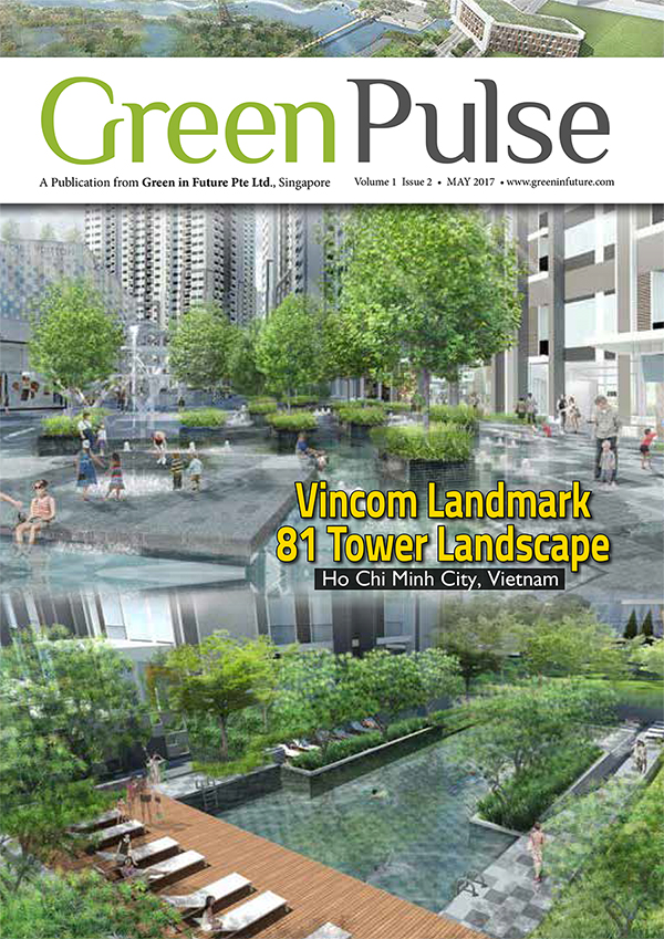 Issue 2 May 2017  Green Pulse