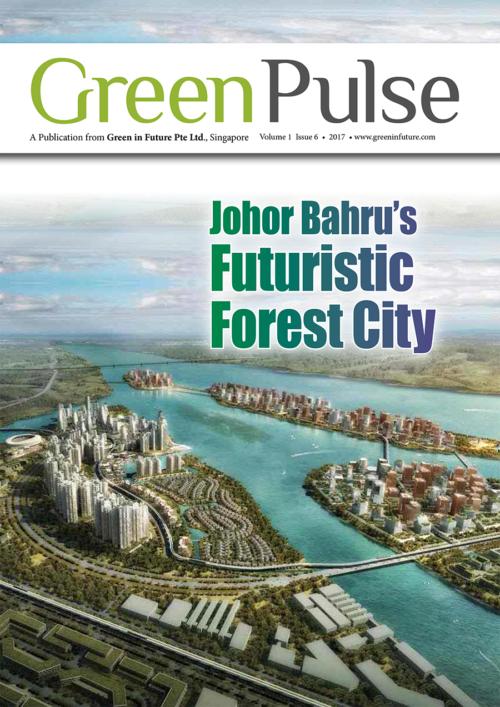Issue 6 Sep 2017 Green Pulse