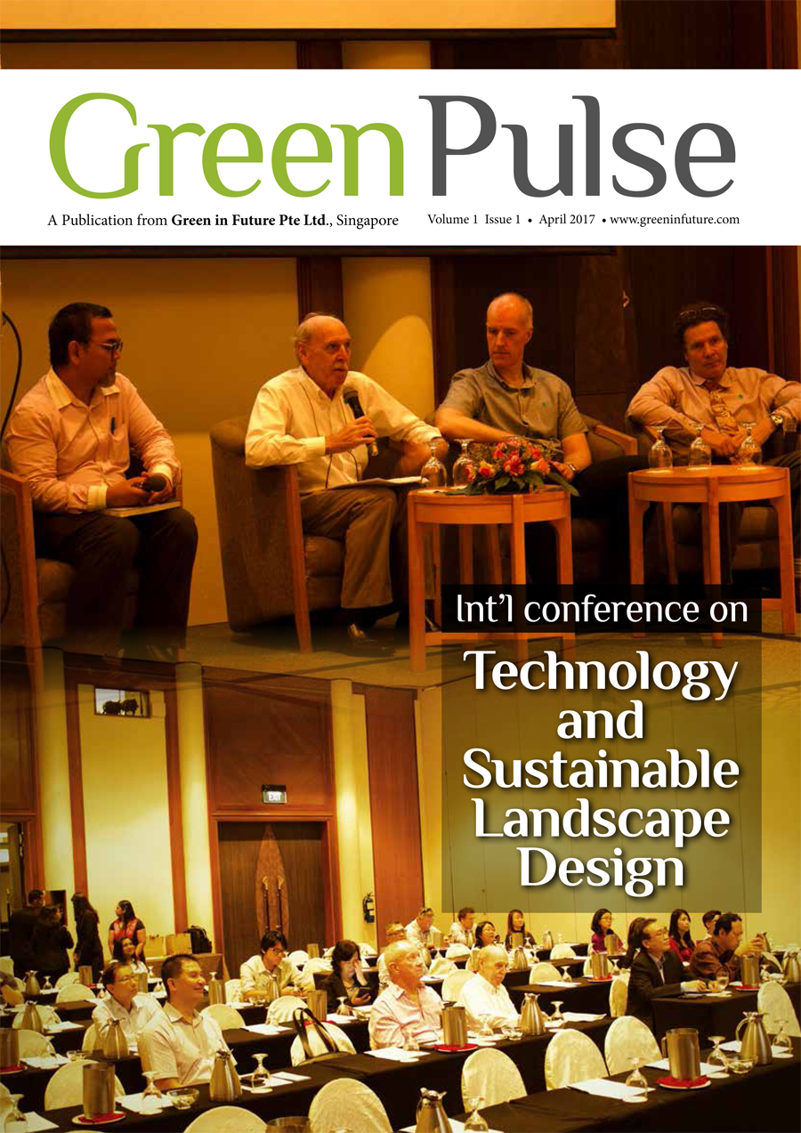 Issue 1 Apr 2017 Green Pulse