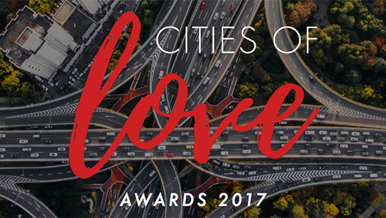 cities of love 2017