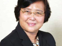 Maria Boey, President, IPRSInstitute of Parks and Recreation, Singapore