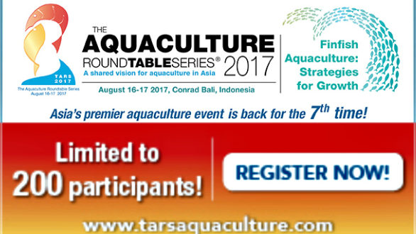 TARS 2017 banner aquaculture round table series