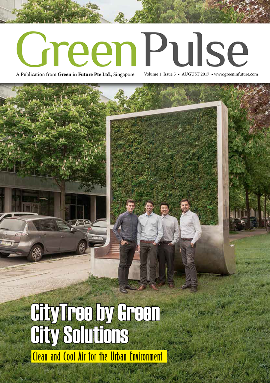Issue 5 Aug 2017 Green Pulse