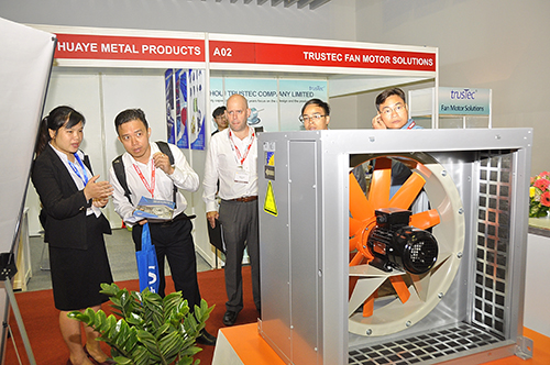 HVACR Vietnam 2018 Exhibition 1