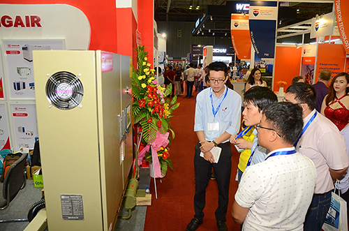 HVACR Vietnam 2018 Exhibition 2