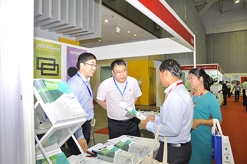 HVACR Vietnam 2018 Exhibition 3