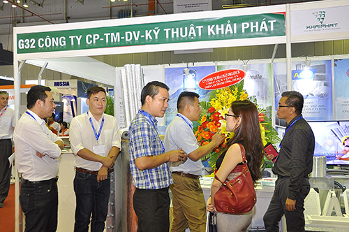 HVACR Vietnam 2018 Exhibition 4