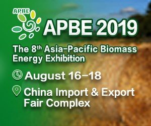 Asia-Pacific Biomass Energy Exhibition (APBE 2019) - Green