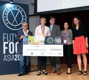 Future Food Asia Award 2019 - Green in Future